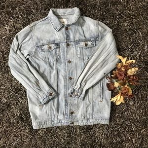 TNA Kinglake denim jacket
